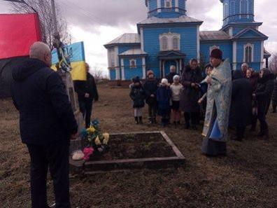 У Берестечку молилися за воїнів УПА