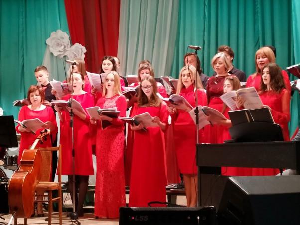 У Рожищі відбувся благодійний концерт