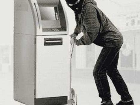 В балаклавах і на джипі: на Волині хотіли «обікрасти» банкомат