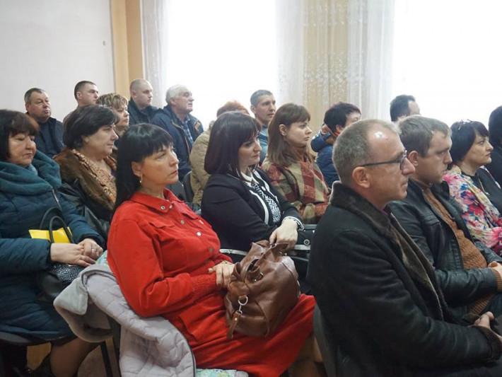 У Турійській об'єднаній територіальній громаді відбулося перше засідання стратегічного комітету