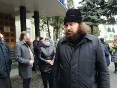 Віктор Земляний після допиту в УСБУ (15 березня 2015 р.)