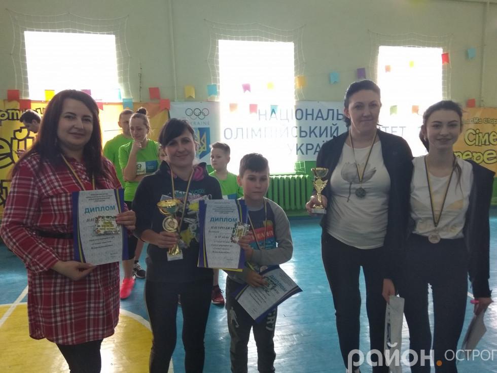 Цілінські/Косарчуки - учасники від нашого міста