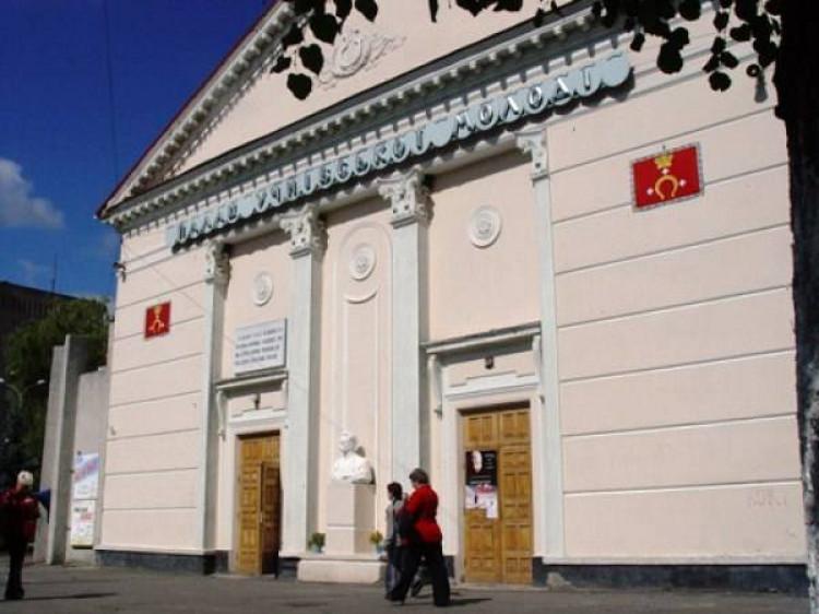 Палац учнівської молоді імені Івана Франка