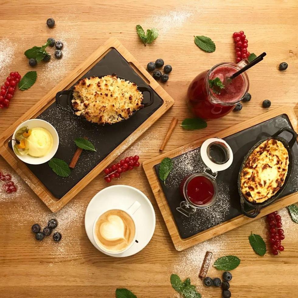 Вишукані страви від кухаря «Малого Версалю»