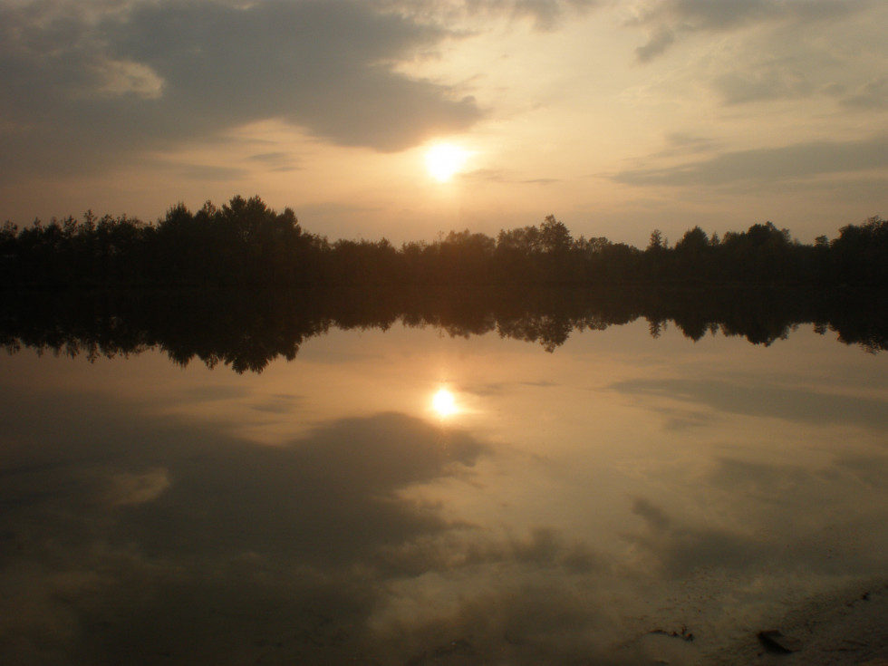 Озеро Ритець