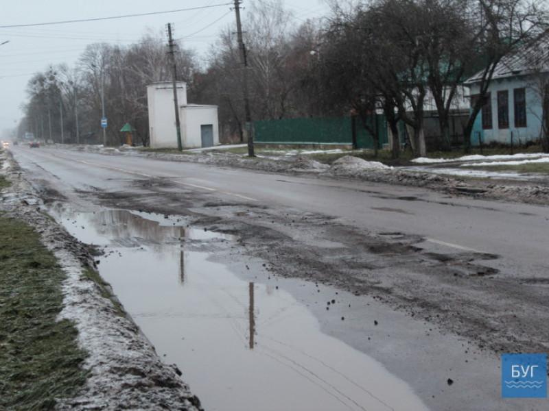 Вулиця Устилузька, дорога державного значення