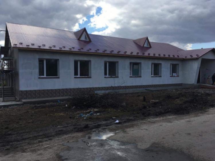 Амбулаторія у селі під Луцьком готова на 85%