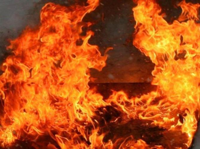 На Ковельщині горіли два дерев'яних будинки / Фото ілюстративне