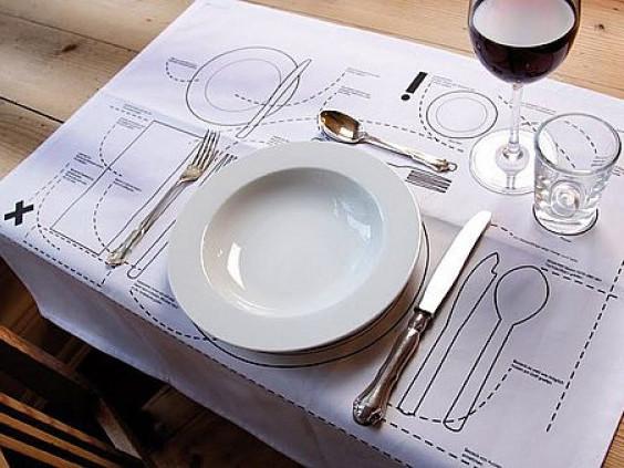 Чим сервірувати стіл?