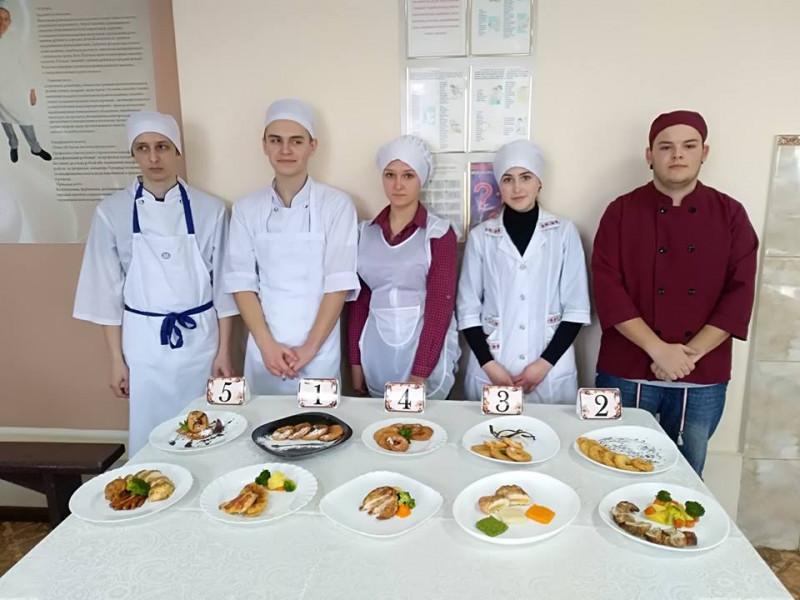 Найкращий кухар Каменя-Каширського представить місцеве училище на обласному конкурсі