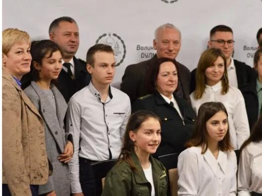 Любешівці серед учасників лісівничо-молодіжній конференції