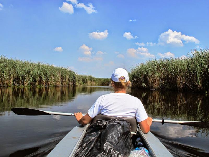 Відбудеться сплав-прибирання річками національного парку «Прип'ять-Стохід»