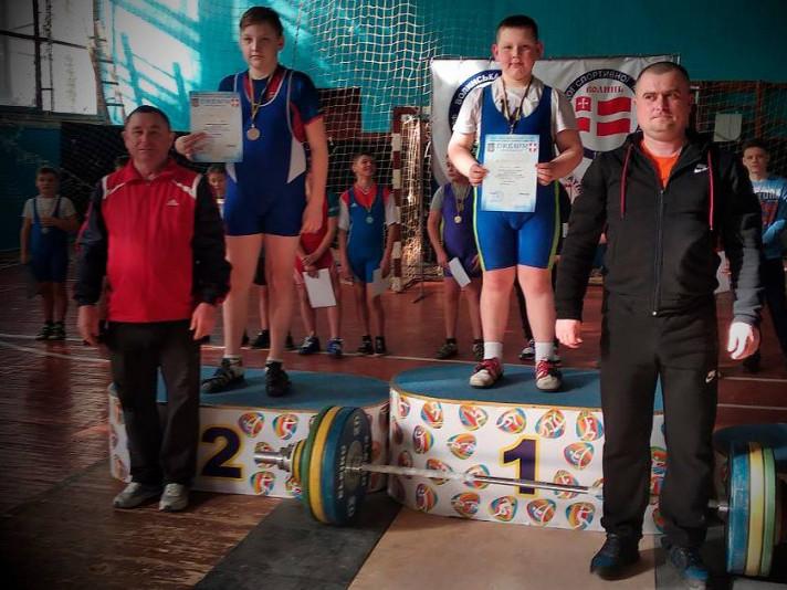 Максим Шепітько став чемпіоном область