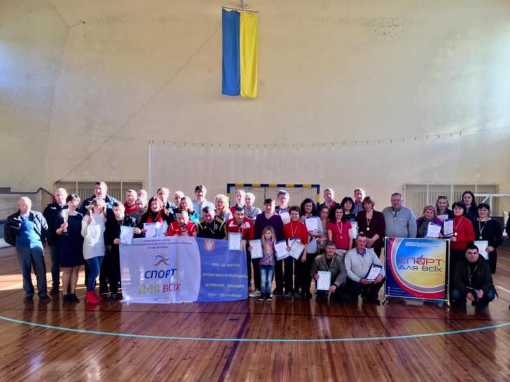 Назвали переможців та призерів обласного спортивного фестивалю