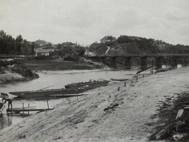Якою була волинська річка 100 років тому