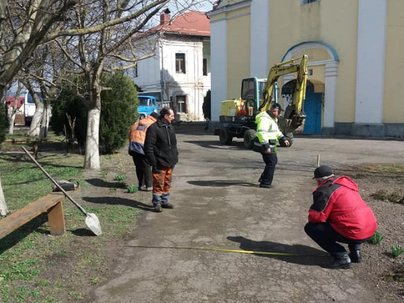 Жидичин: як готують Миколаївський храм до Великодня