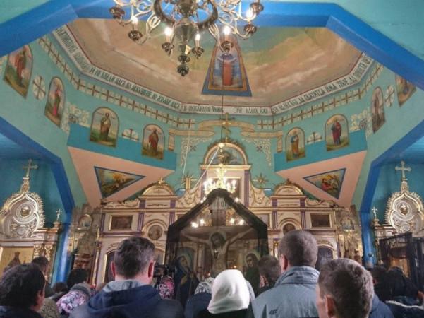 Релігійна громада Свято-Різдво-Богородична Православної церкви України села Сусваль