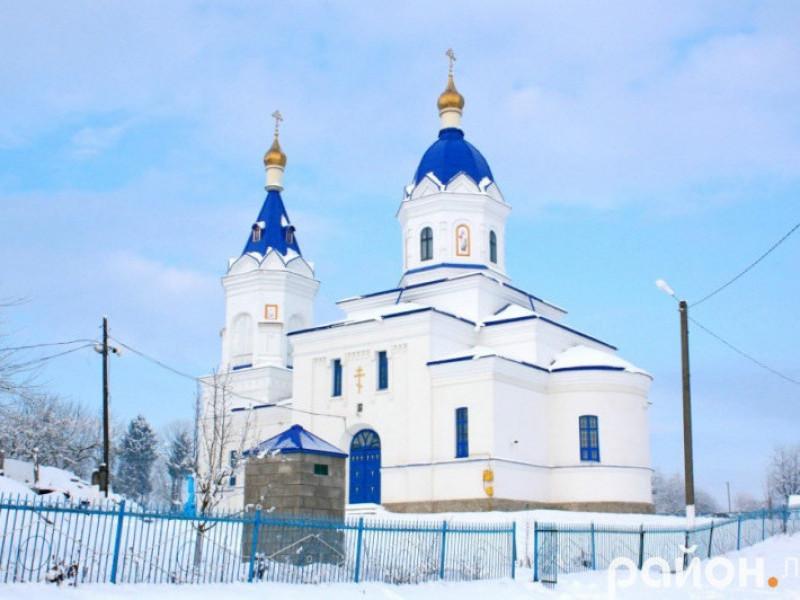 Храм у Садові