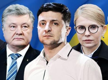 У Любомлі більшість виборців проголосувало за Зеленського