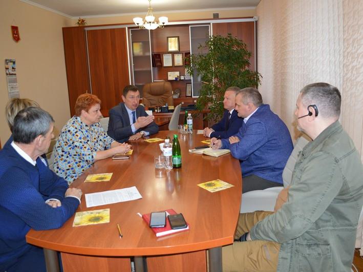 Ковель відвідав заступник Міністра у справах ветеранів України