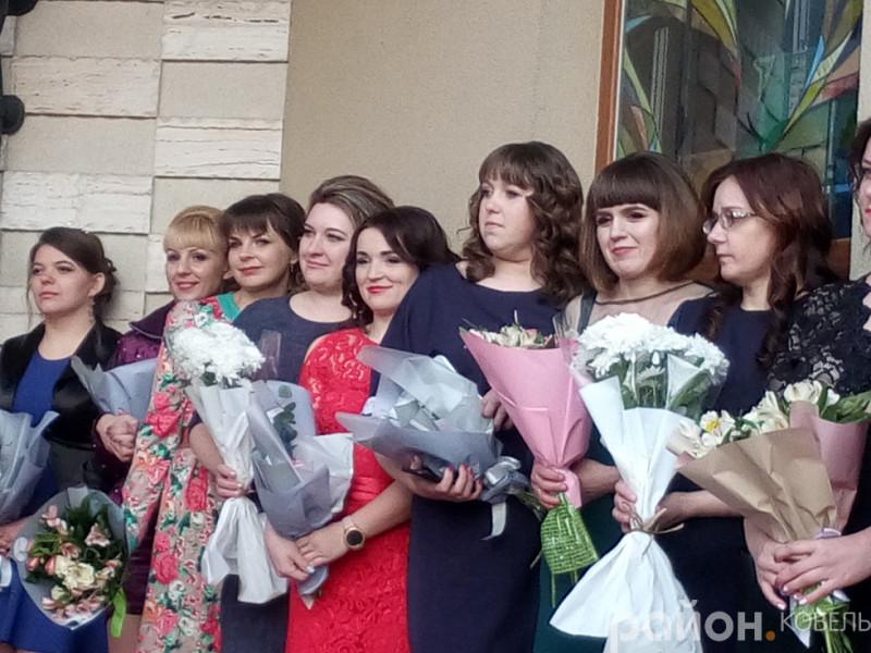 Засновниця проекту «Я особлива мама» у Ковелі Марина Громова