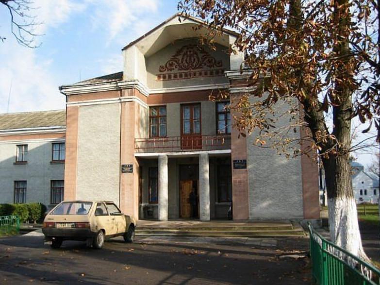 Приміщення ДВК № 070781 знаходиться у районному будинку культури