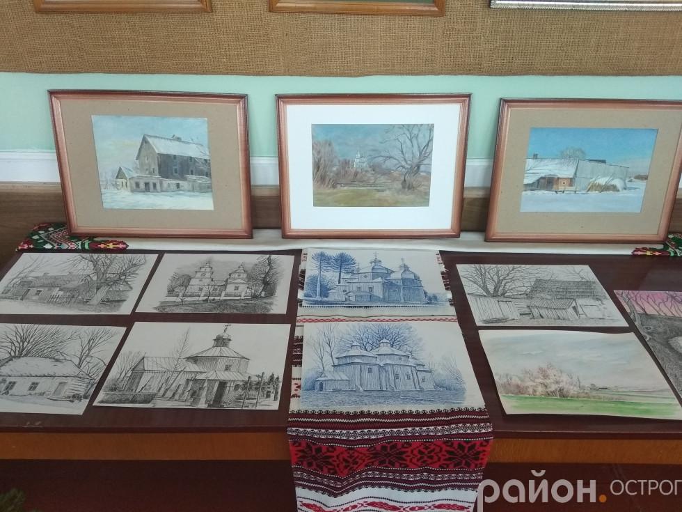 Картини Петра Чумака