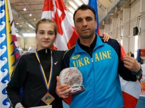 Ковельська борчиня Ольга Падошик виборола право на участь в Європейських іграх