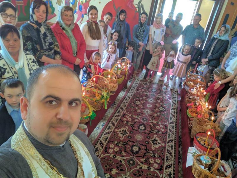 «Відчувається дух свята», – Великодень у селі Воля-Ковельська