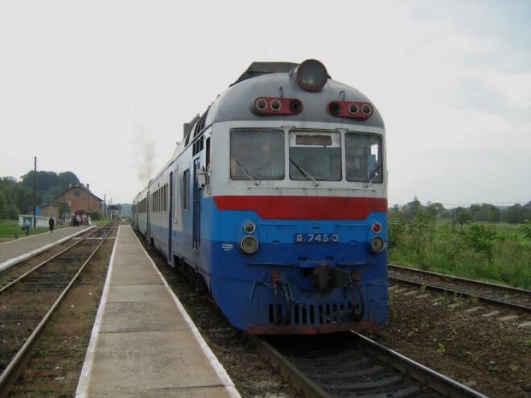 Через ремонтні роботи тимчасово не курсуватиме поїзд «Ковель – Сарни» / Фото ілюстративне