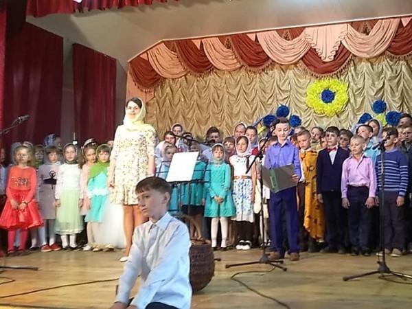 У Заболотті відбулася Великодня вистава