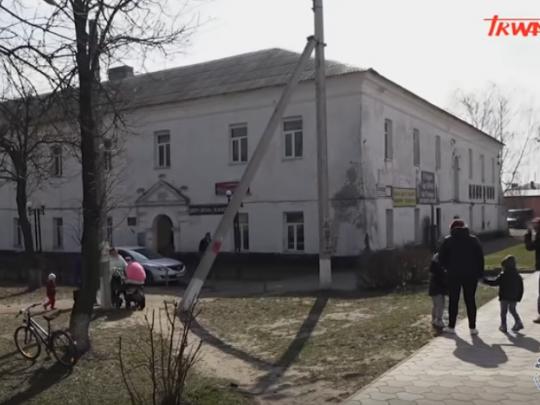 Колегіум піярів - один із центрів польської культури в Любешеві
