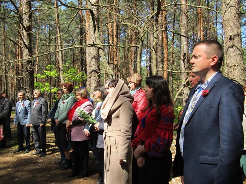 У Велимченській громаді вшанували пам'ять молодих бійців УПА