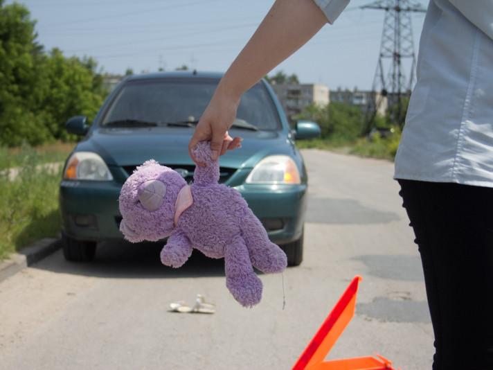У Ковелі в ДТП постраждала 9-річна дитина / Фото ілюстративне