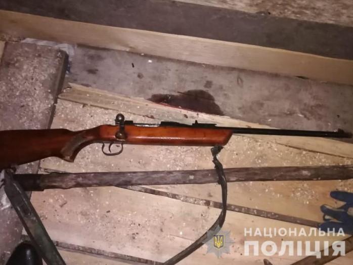 У жителя Маневиччини вилучили вогнепальну зброю
