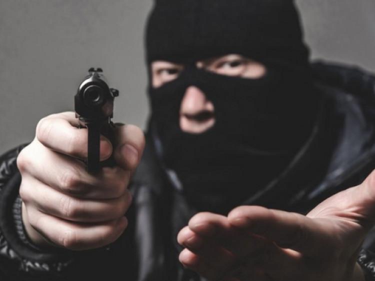 Погрози пістолетом