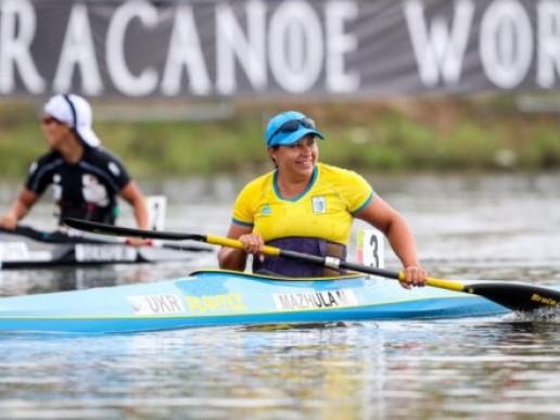Жителька Ратнівщини стала чемпіонкою Європи з параканое