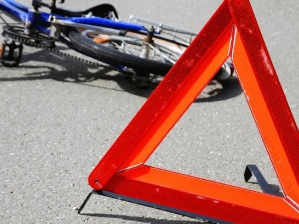 Волинянин за кермом збив велосипедиста