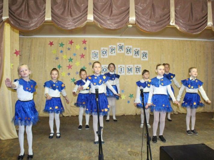 У Вишнівській громаді провели фестиваль обдарованих учнів