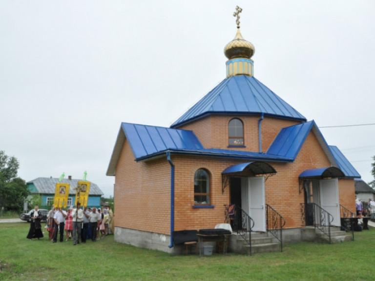 Свято-Іллінський храм села Грабове