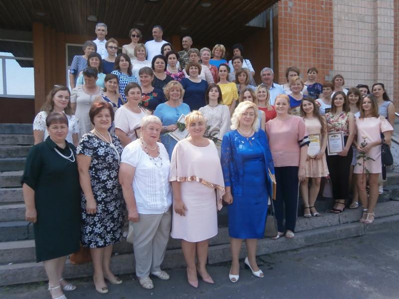 В Іваничівському районі вітали медиків зі святом