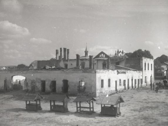 Як виглядав Ковель сто років тому