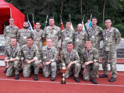 Волинські військові – призери Міжнародного футбольного турніру