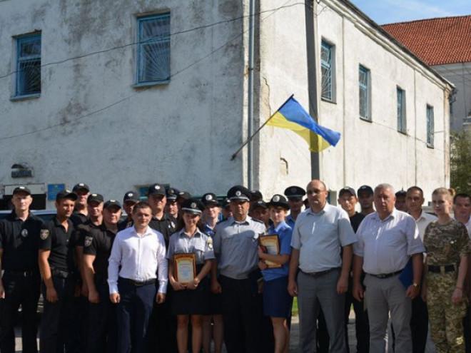 Любешівська поліція