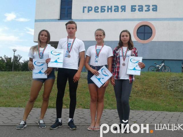 Олександра Жипа, Андрій Ліштван, Софія Романович, Вікторія Забродоцька