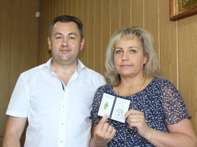 Петро Савчук і Тетяна Селівончик