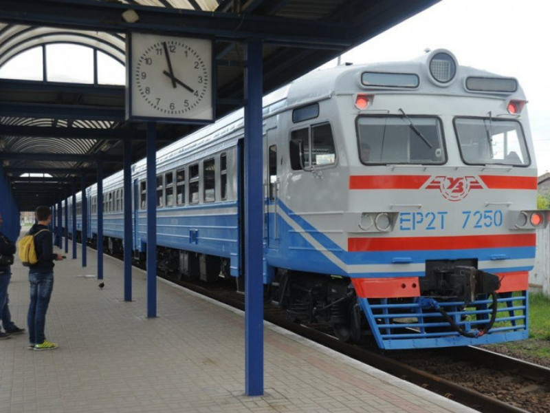 Поїзд «Ковель –Львів » не курсуватиме чотири дня / Фото ілюстративне