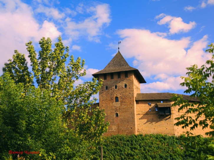 Замок Любарта