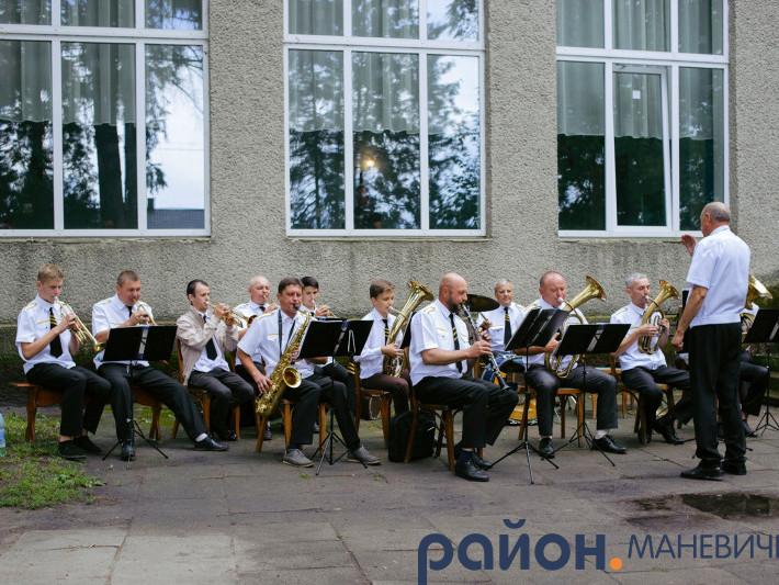 У Копиллі відсвяткували День села разом з інструментальним оркестром