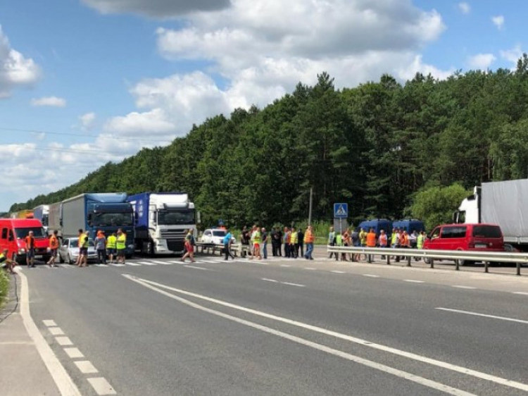 Протест на Ковельщині: вирішили проблему з видачею дозволів